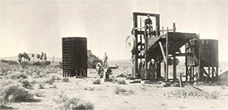 History of 29 Plams' Gold Mines
