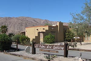 29 Palms Art Gallery, 29 Palms, California