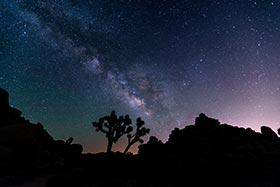 Night Sky and Lighting