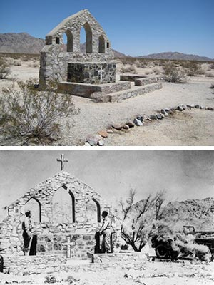 Camp Iron Mountain in Mojave Trails