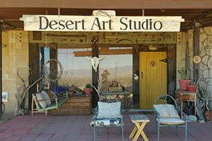 Desert Art Studio in Twentynine Palms, CA