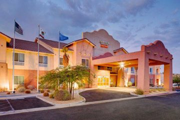 Fairfield Inn & Suites by Marriott – Twentynine Palms