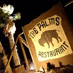 The Palms Restaurant & Bar Logo