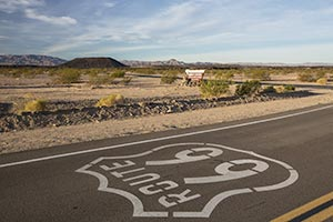 Route 66 Mojave Trails