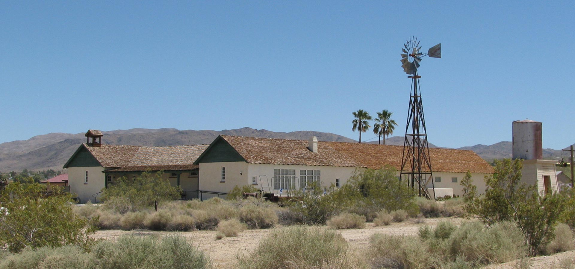 29 Palms Historical Society & Museum