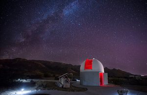 Sky's The Limit Observatory, 29 Palms, California