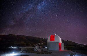 Sky's The Limit Observatory, 29 Palms, California