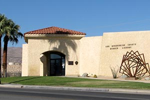 29 Palms Library