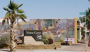 29 Palms Visitor Center