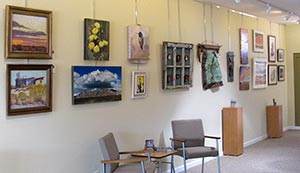 29 Palms Visitor Center Gallery