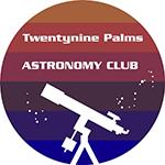 Twentynine Palms Astronomy Club Logo
