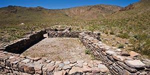 Castle Mountains-Fort Piute