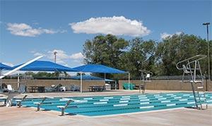 Luckie Park Pool