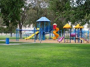 Luckie Park Playground