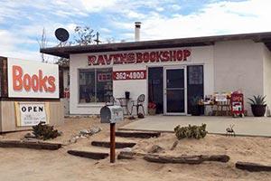 Ravens Book Store 29 Palms
