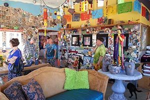 HWY 62 Art Tours in Twentynine Palms, CA