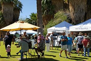Joshua Tree National Park Art Exposition in Twentynine Palms, CA