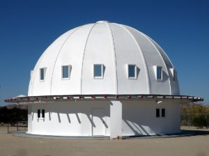 The Integratron in Landers, CA, near 29 Palms