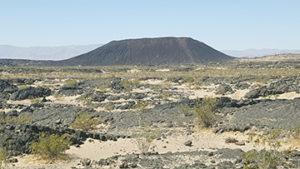 Amboy Crater National Natural Landmark, Mojave Trails National Monument