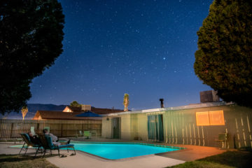 Mid-Century Modern Home with Pool vacation rental in 29 Palms, CA