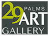 29 Palms Art Gallery logo
