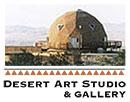 Chuck Caplingers Desert Art Studio