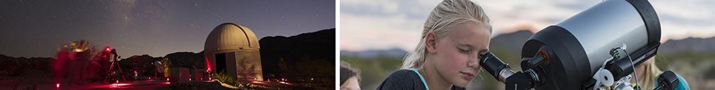 Stargazing near Joshua Tree National Park