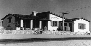 The Desert Trail in 1937, 5770 Adobe Road, 29 Palms, California
