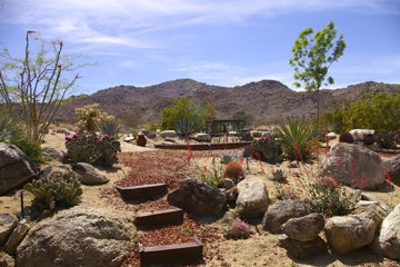Desert Breeze Oasis, vacation rental, 29 Palms, California