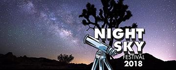 Night Sky Festival, 29 Palms, California, Joshua Tree National Park