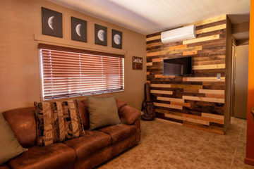 Miners Retreat vacation rental in 29 Palms, California, next to Joshua Tree National Park