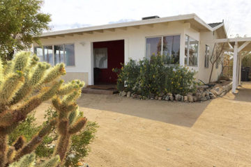 Mayfair House vacation rental, 29 Palms, California, near Joshua Tree National Park