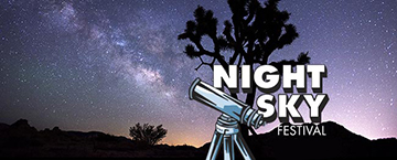 Night Sky Festival, Sky's The Limit Observatory, 29 Palms, CA