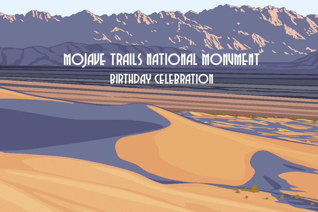 Mojave Trails Birthday Celebration