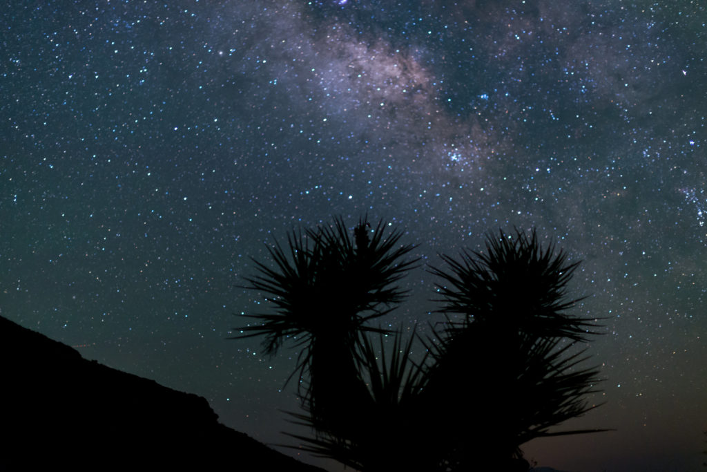 Dark Sky Astronomy Programs at the Mojave National Preserve near 29 Palms, CA.