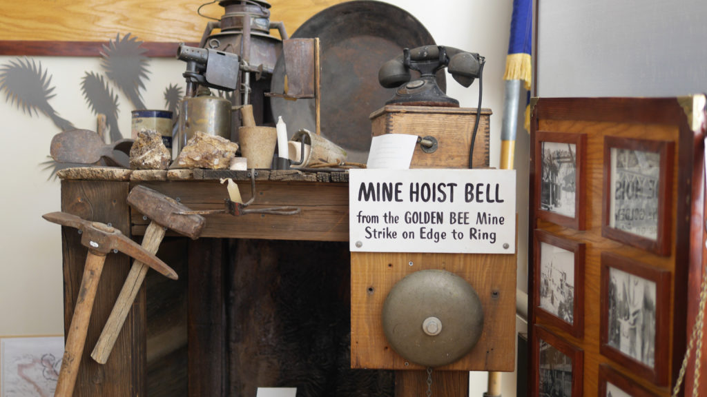 Visit 29 Palms - Old Schoolhouse Museum - Mining History -