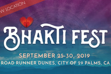 The City of 29 Palms welcomes Bhakti Fest to new venue in September 2019!