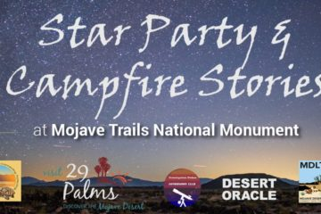 Visit 29 Palms Celebrates 25th Anniversary of the California Desert Protection Act