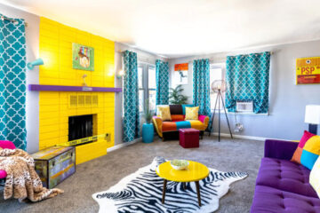 he Bar Hop Haus - 29 Palms California - Interior