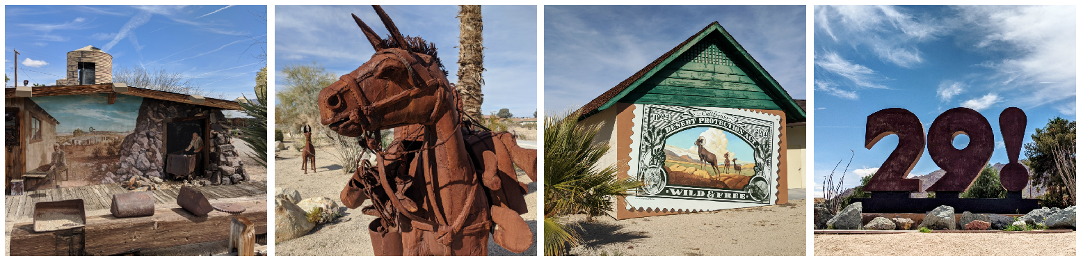 Self-Guided Tours Twentynine Palms