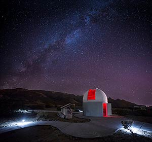 Skys The Limit Observatory