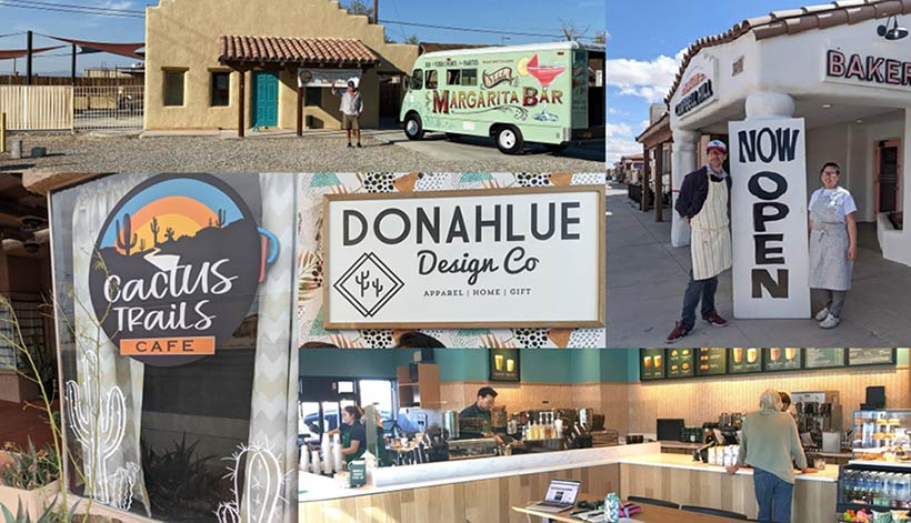 New Businesses in 29 Palms