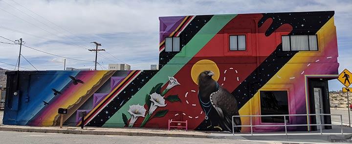 New Public Art in 29 Palms