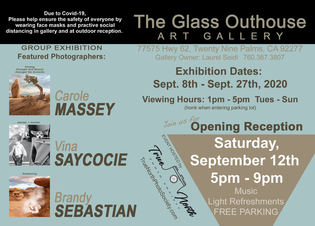 The Glass Outhouse Art Gallery and True North Photo Society